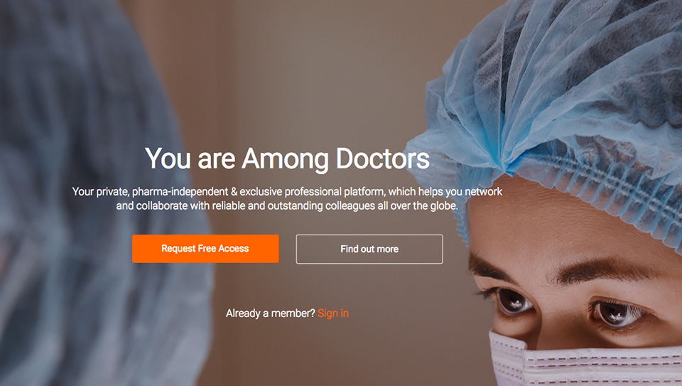 AmongDoctors-Network-The-Exclusive-Physicians-Network Projects